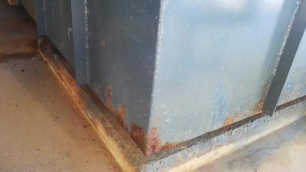 Corrosione RTO