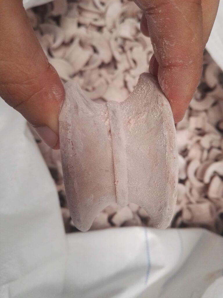 Silice su selle ceramiche